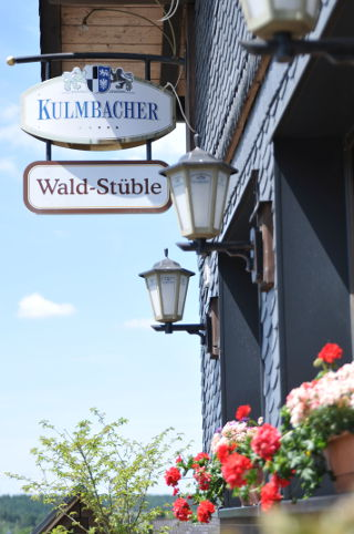 Das Waldstüble in Ernstthal - Gaststätte und Pension - Hausmannskost und Ferieenwohnungen